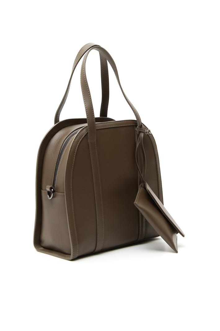 Bag with contrasting insert  Intrend