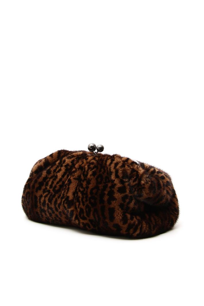 Spotted mink bag Intrend