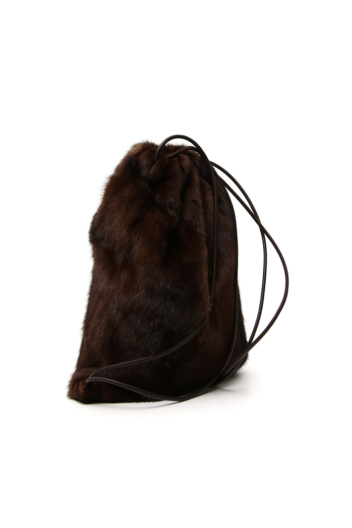 Mink fur sack Intrend