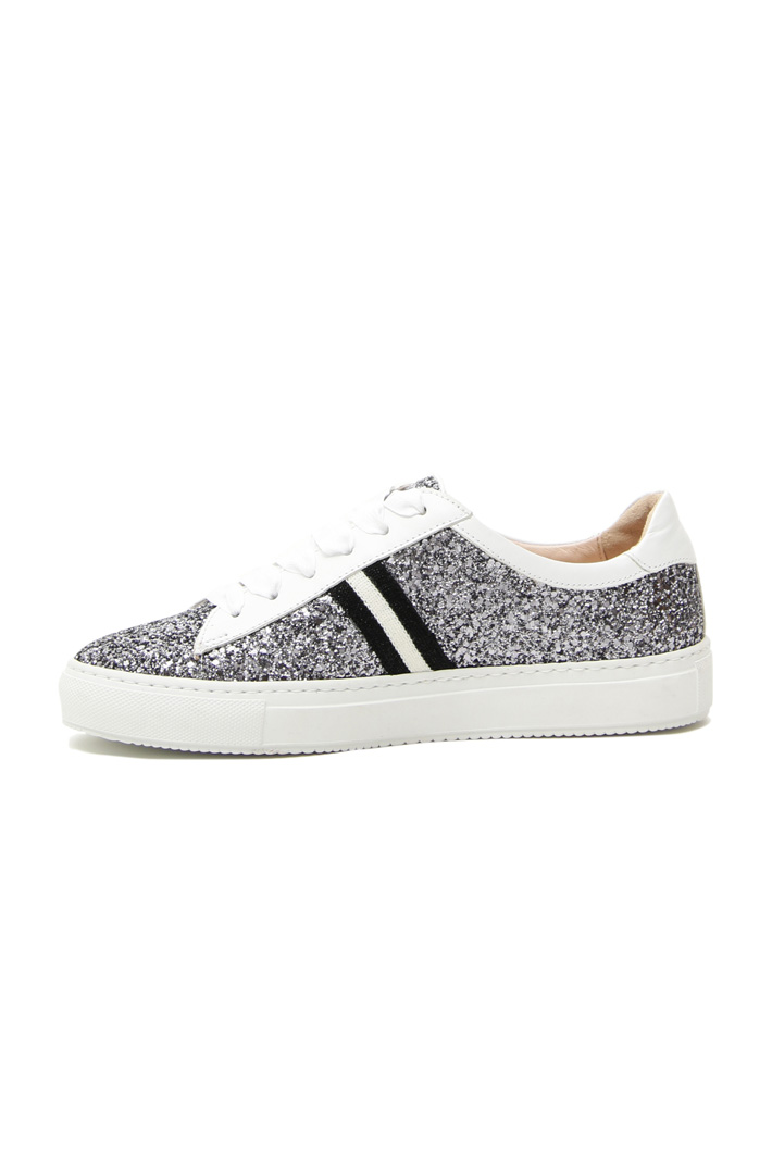 Glitter sneakers Intrend