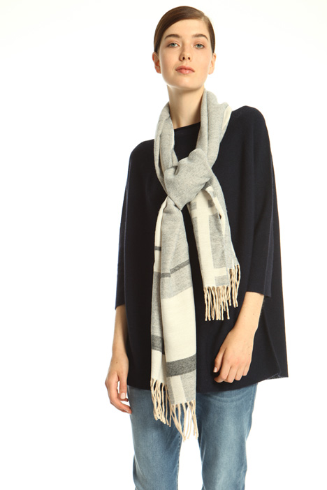 Crepe scarf Intrend