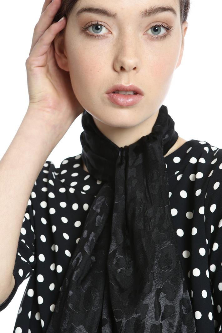 Viscose foulard Intrend