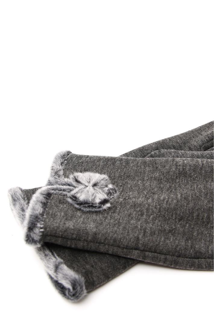 Soft jersey gloves Intrend