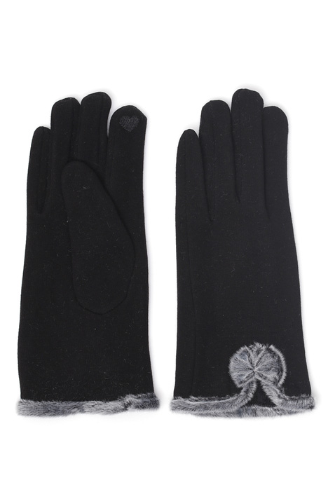 Soft jersey gloves Intrend