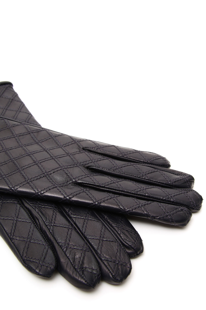 Stitched gloves Intrend