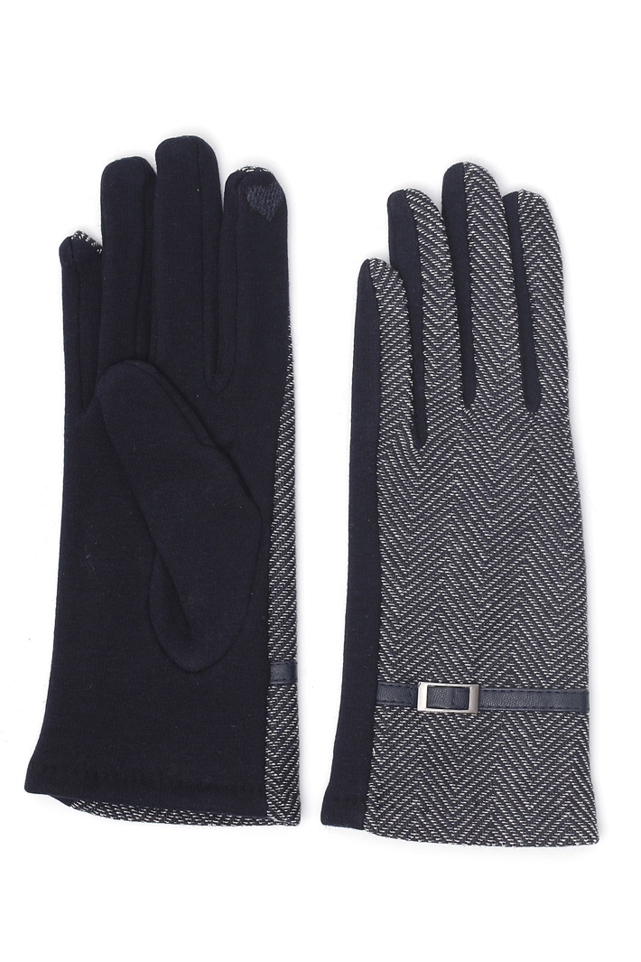 Jacquard gloves Intrend