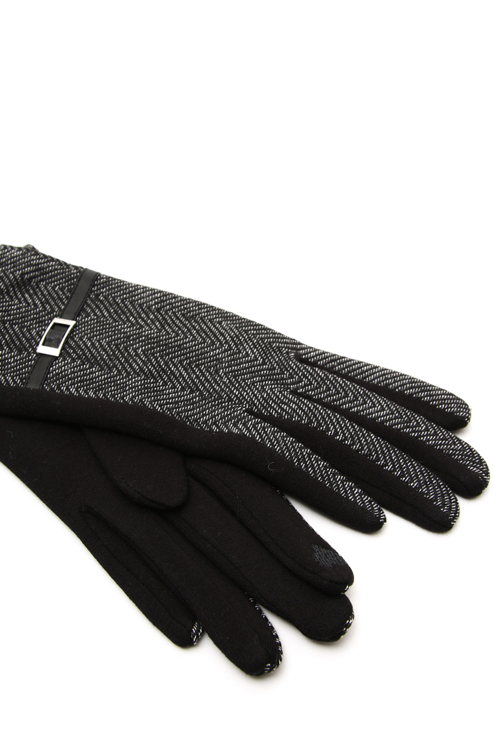 Jacquard gloves Intrend
