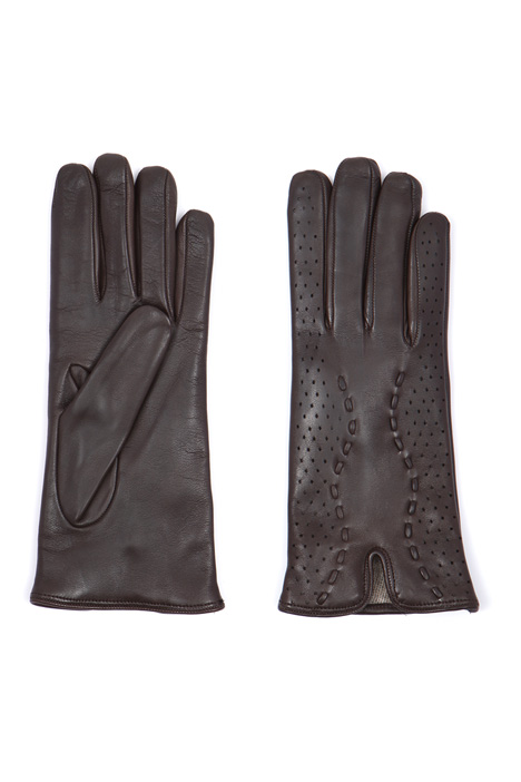 Speckled effect gloves  Intrend
