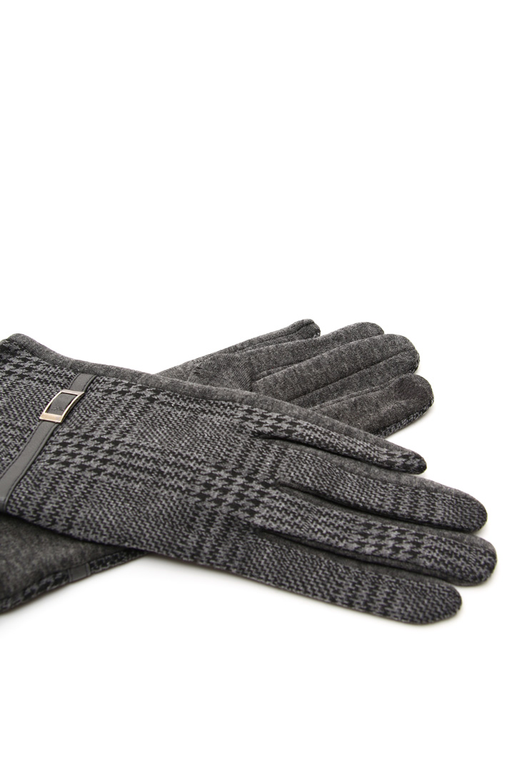 Patterned gloves Intrend