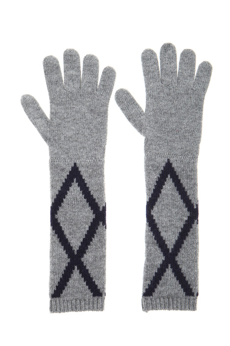 Pure wool gloves Intrend