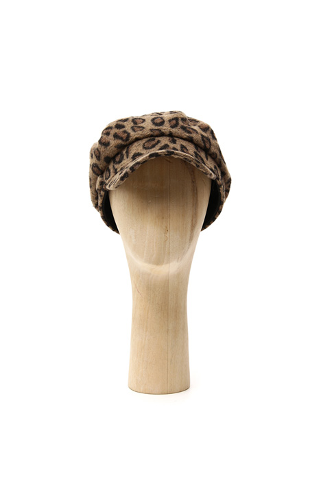 Animal print hat Intrend