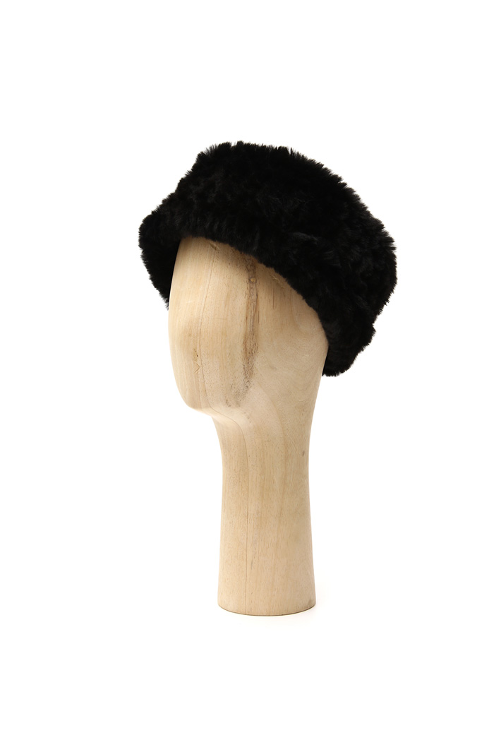 Fur-effect headband Intrend