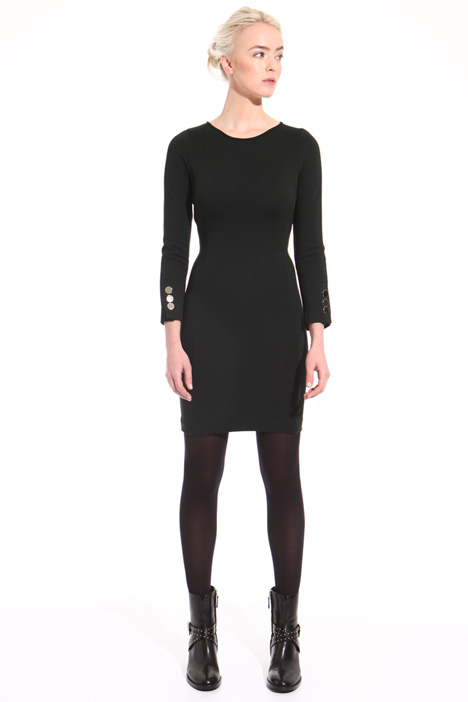 Long sleeve sheath dress  Intrend