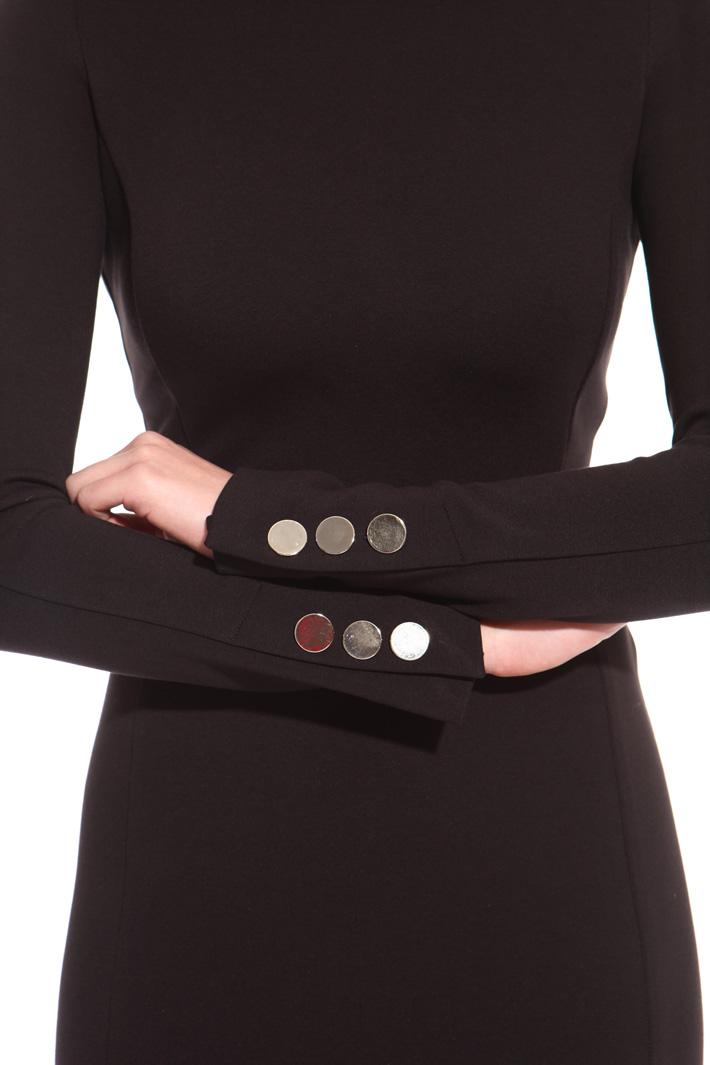 Long sleeve sheath dress  Intrend