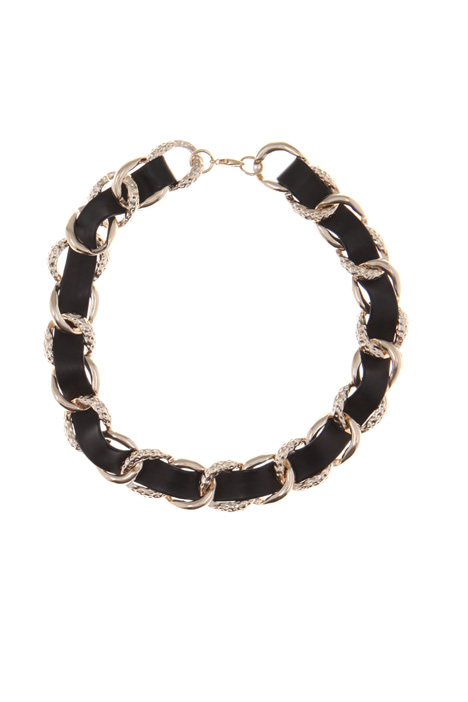 Metal chocker necklace Intrend