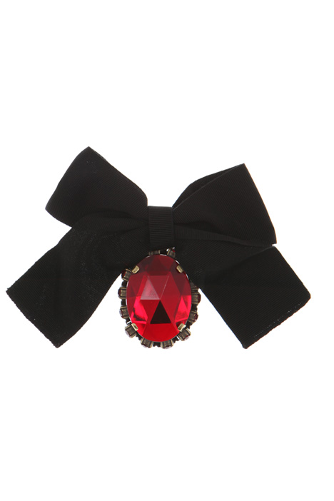 Bow brooch Intrend