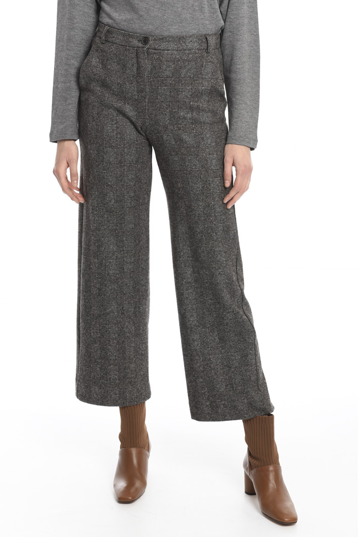 Viscose jersey trousers Intrend