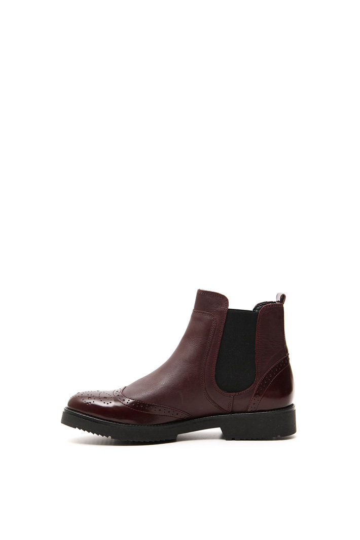 Leather Chelsea boots Intrend