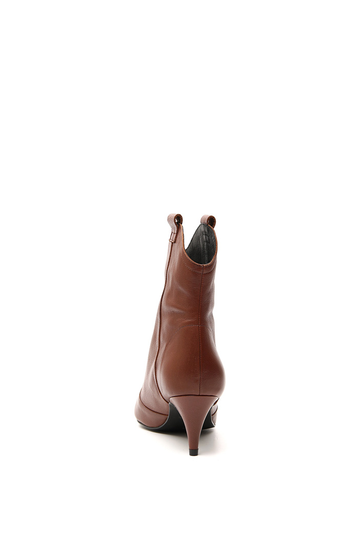Pointed toe Texas boots Intrend