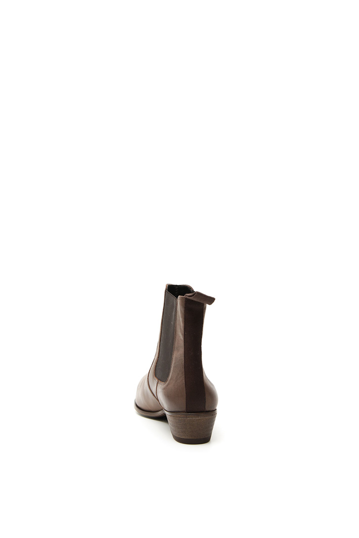 Pointed Beatles boots Intrend