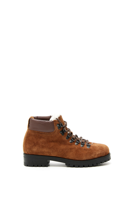 Sheepskin ankle-boots Intrend