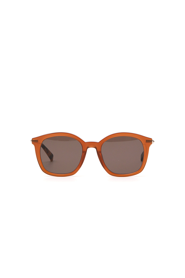 Squared resin sunglasses Intrend
