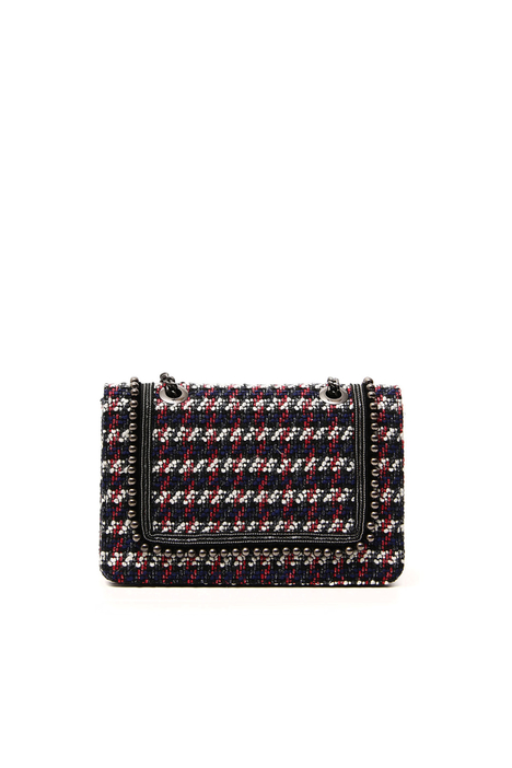 Tweed crossbody bag Intrend
