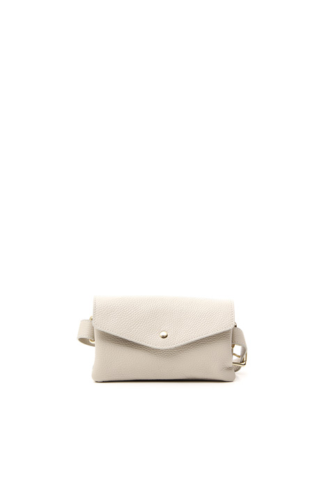 Leather envelope belt bag Intrend