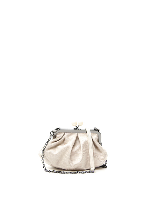Needle satin mini bag Intrend