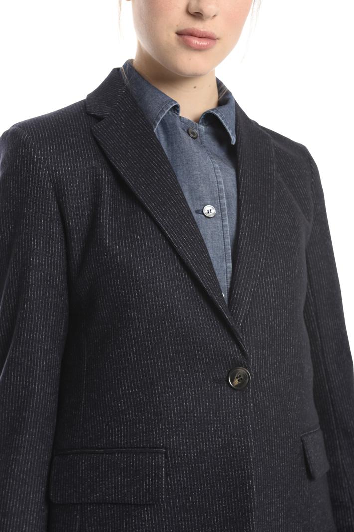 Wool jacket Intrend
