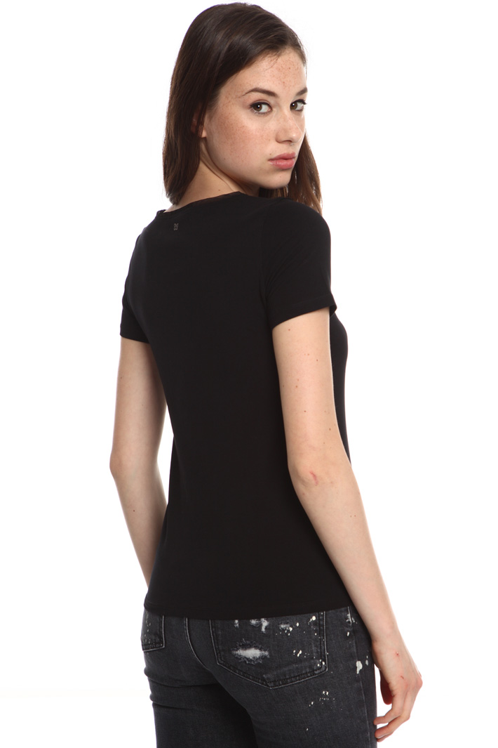Cotton T-shirt Intrend