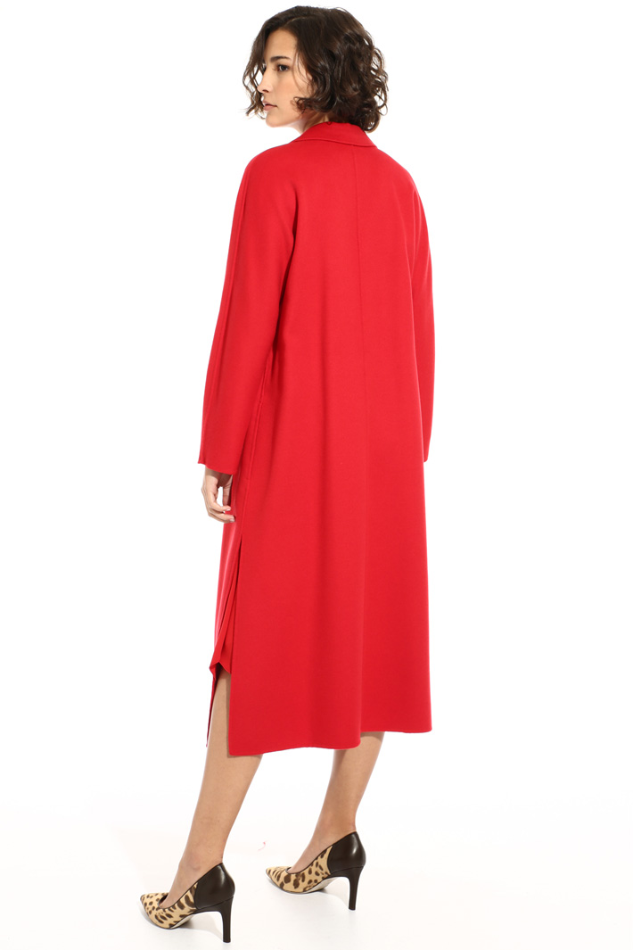 Flared belted coat Intrend