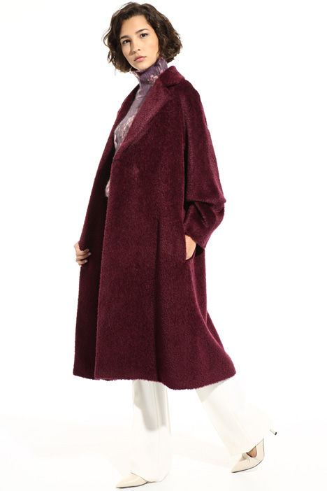 Alpaca and wool coat  Intrend
