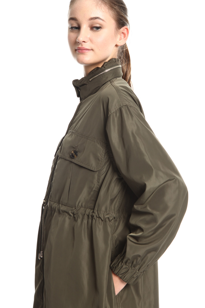 Water resistant Parka coat Intrend