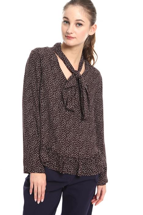 Viscose blouse Intrend