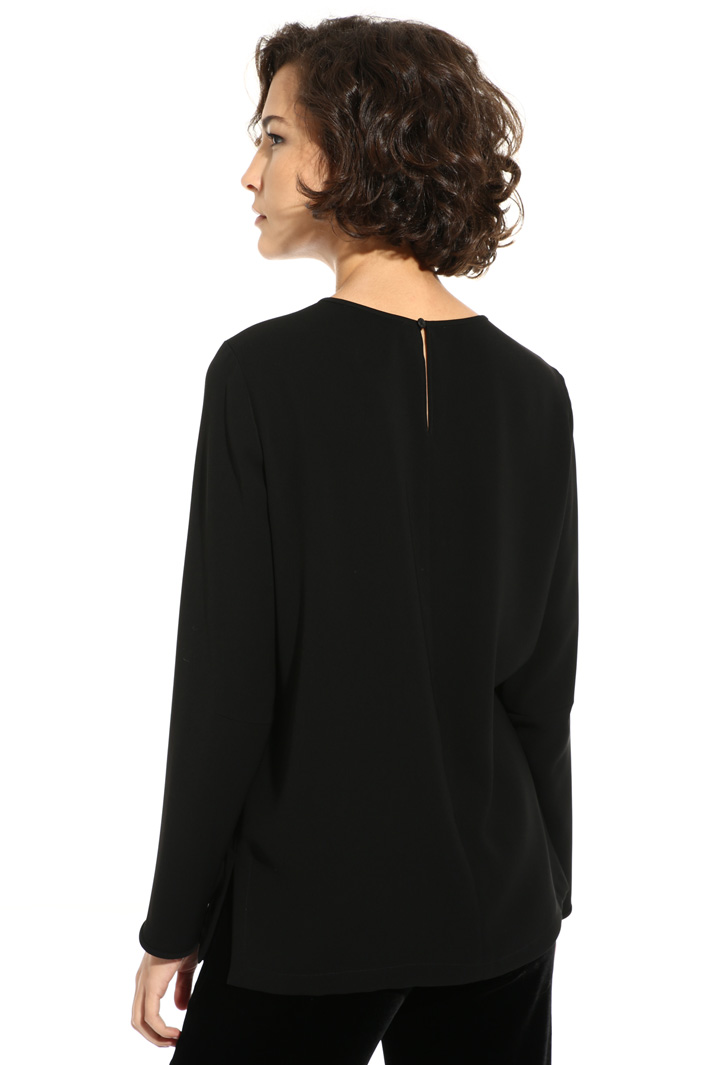 Triacetate blouse Intrend
