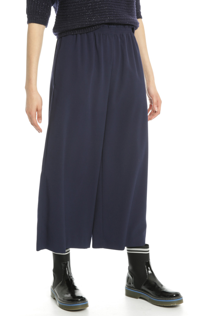 Stretch twill trousers Intrend
