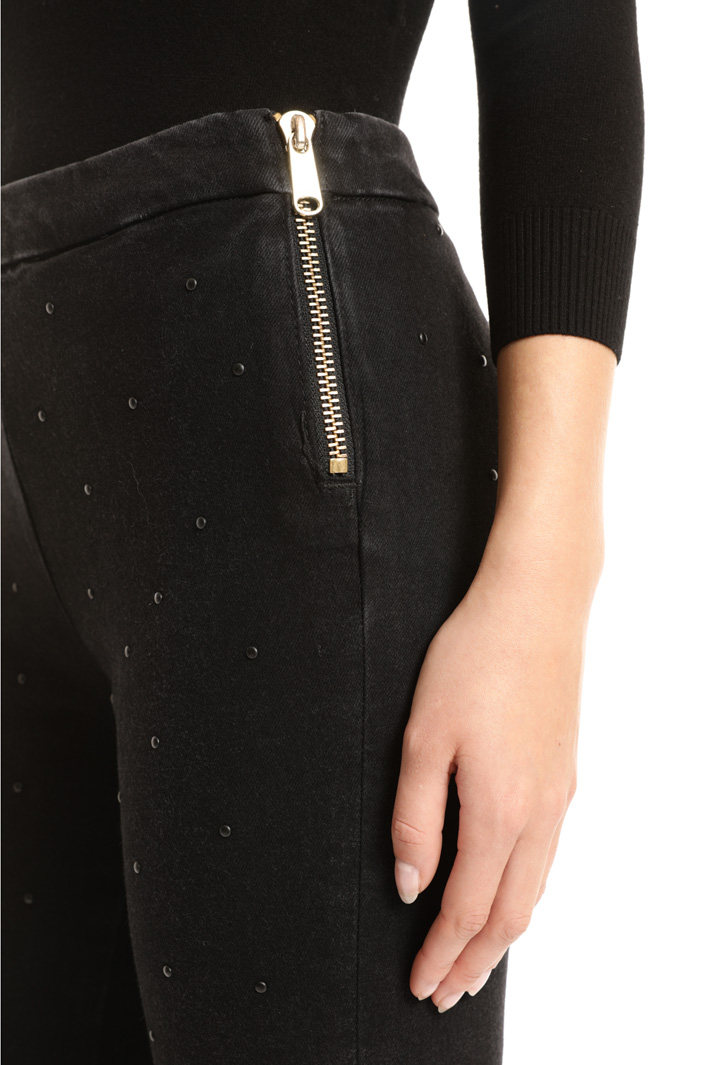Studded jeans Intrend