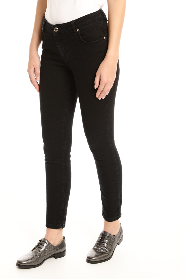 Five pocket skinny trousers Intrend