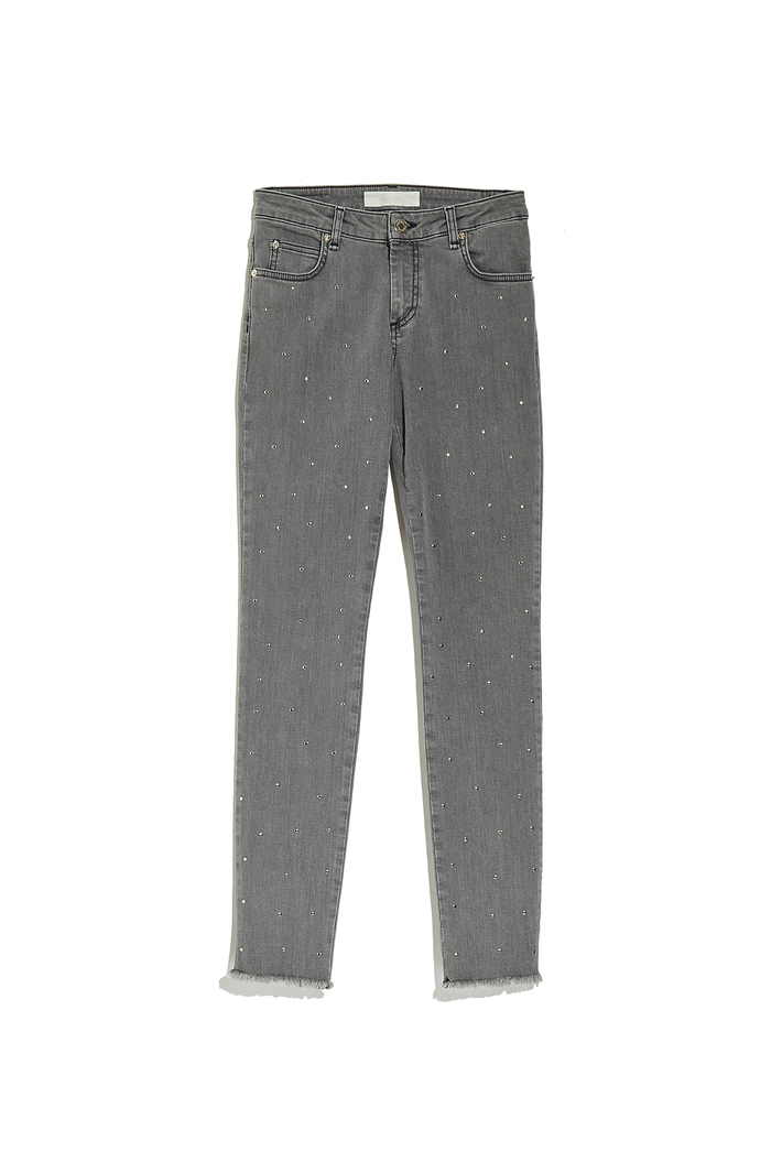 Studded skinny trousers Intrend