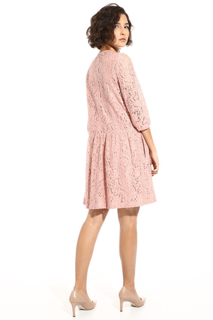 Short cotton dress Intrend