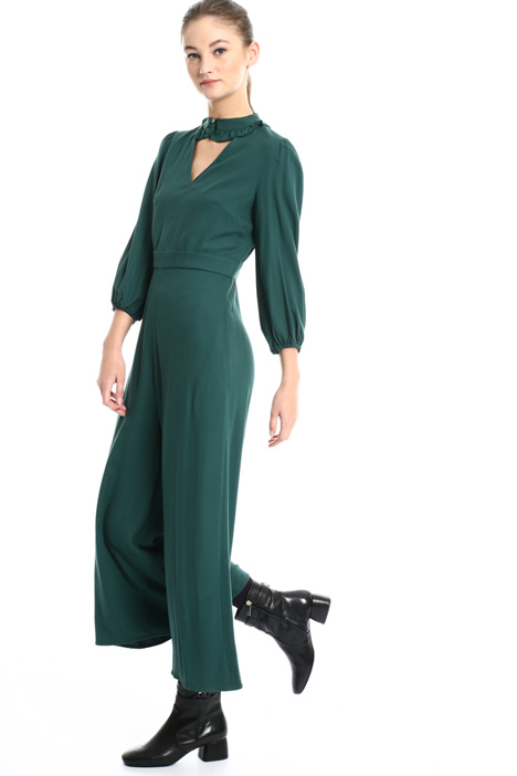 Crepe viscose jumpsuit Intrend