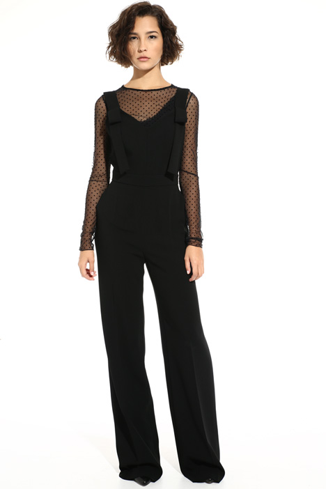 Triacetate jumpsuit Intrend