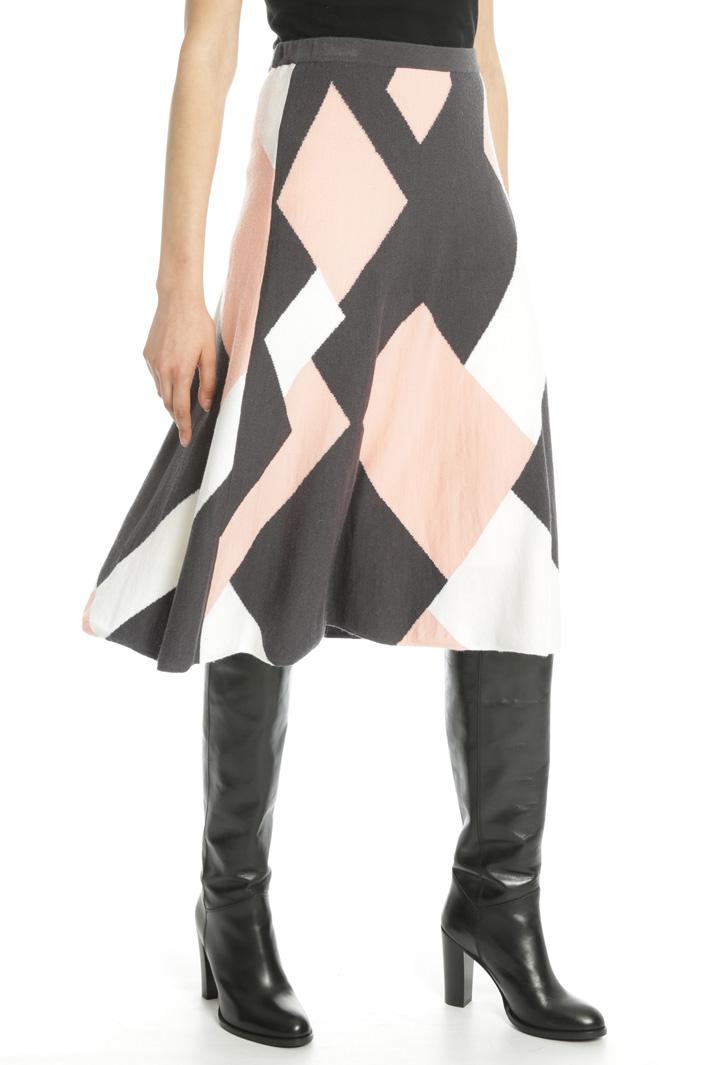 Wool skirt Intrend