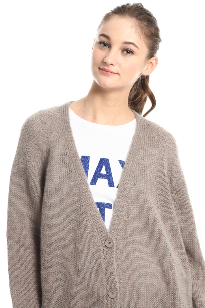 Loose-fit cardigan Intrend