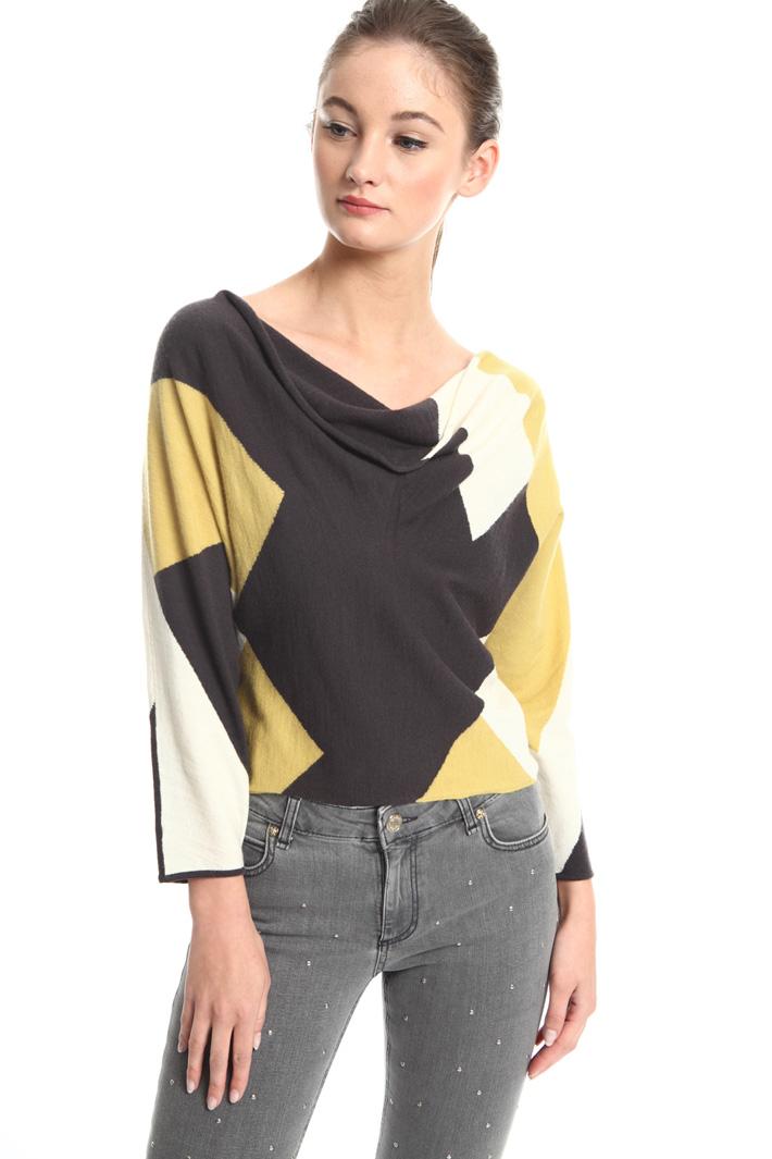 Kimono sleeve sweater Intrend