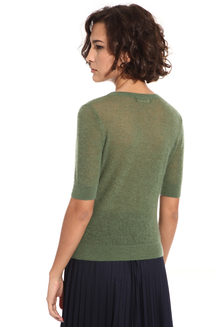 Mohair sweater Intrend