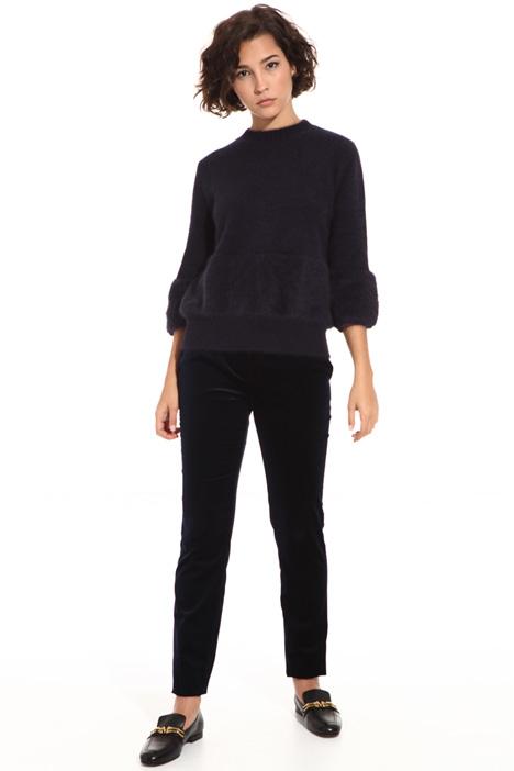 Angora sweater Intrend