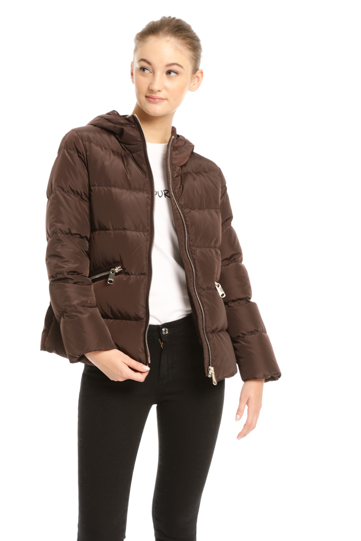 Short down jacket Intrend