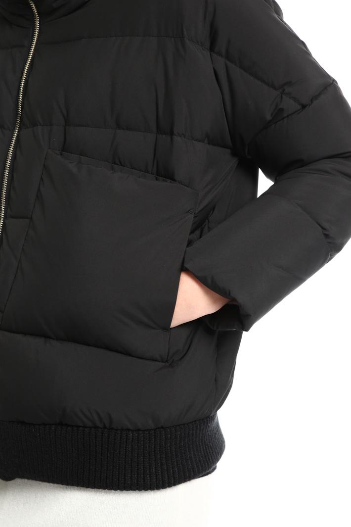 Water resistant down jacket Intrend